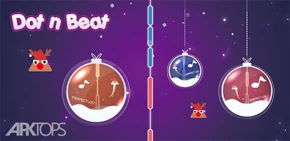 Dot n Beat – Test your hand speed دانلود بازی برخورد نکن
