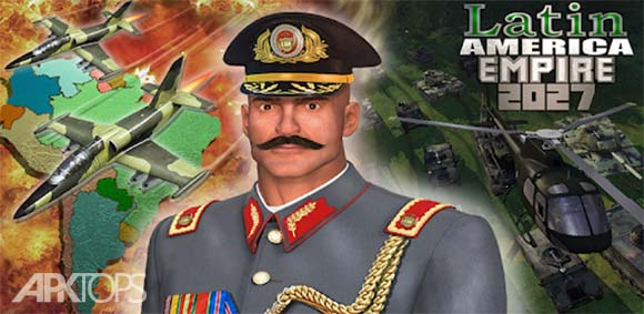 Latin America Empire 2027 دانلود بازی امپراطوری امریکای لاتین