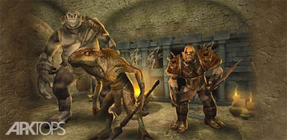 Dungeons and Demons - RPG Quest دانلود بازی سیاهچال ها و شیاطین