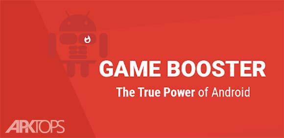 Game Booster | Play Games Faster & Smoother دانلود برنامه افزایش سرعت و اجرای بهتر بازی ها