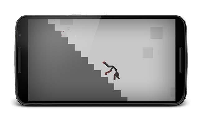 Stickman Dismounting v2.2.1 دانلود بازی سرگرم کننده نابود کردن استیکمن +مود اندروید