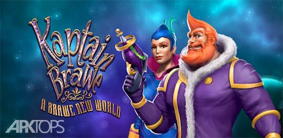 Kaptain Brawe: A Brawe New World (FULL) دانلود بازی کاپیتان شجاع