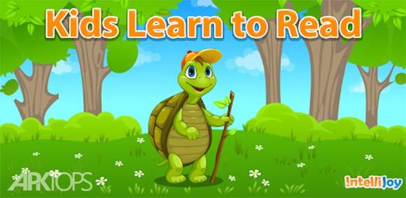 Learn to Read with Tommy Turtle دانلود برنامه اموزش خواندن به کودکان