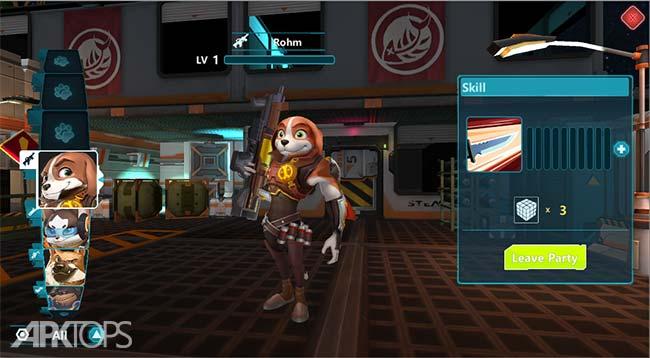 Mission of Crisis·Restart v0.11.0 دانلود بازی ماموریت بحرانی شروع مجدد +مود اندروید
