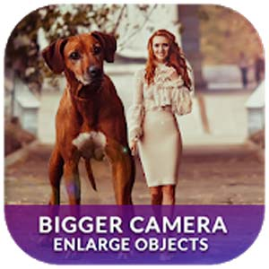XXL Camera: Enlarge Objects in Photos v1.3 دانلود برنامه تغییر اندازه ایتم ها در تصویر اندروید