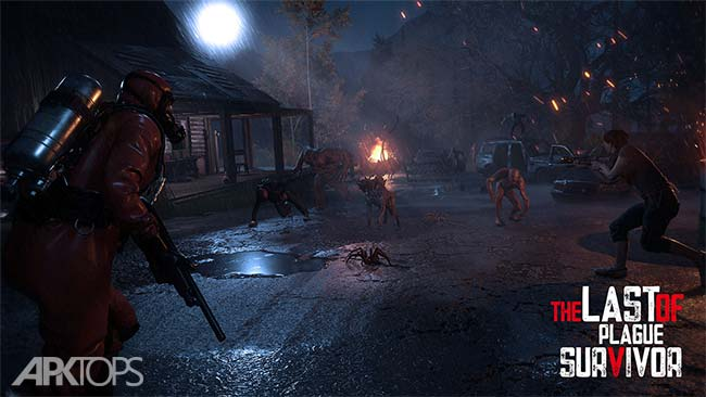 The Last of Plague Survivor v1.1.3 دانلود بازی زنده ماندن در اخرین طاعون +مود اندروید