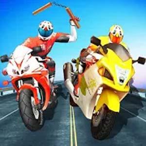 Road Rash Rider v1.0.2 دانلود بازی راندن سریع در جاده +مود اندروید