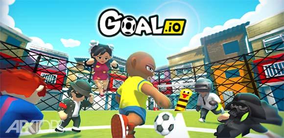 Goal.io: Brawl Soccer دانلود بازی گول جدال فوتبالیست ها
