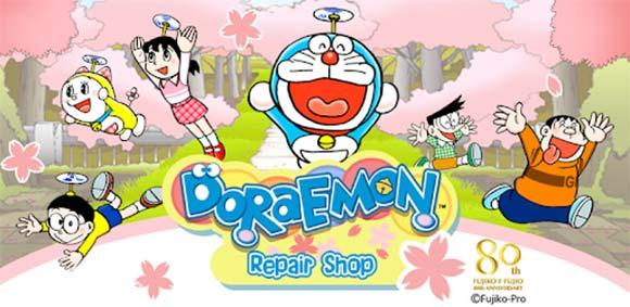 Doraemon Repair Shop Seasons دانلود بازی فروشگاه تعمیرات دورائمون