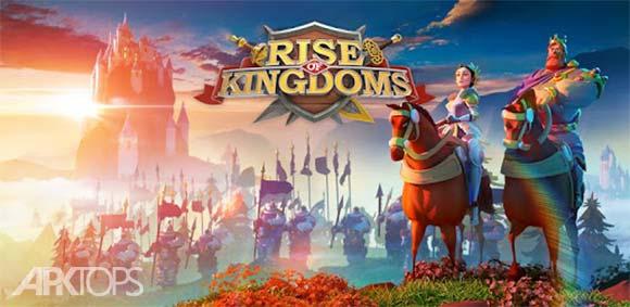 Rise of Kingdoms: Lost Crusade دانلود بازی قیام پادشاهی آخرین جنگ صلیبی