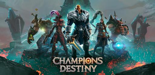 Champions Destiny: MOBA Heroes