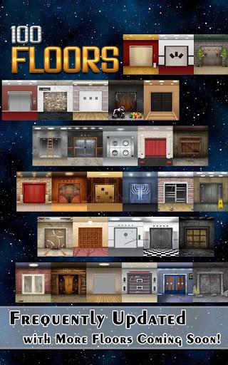 100 Floors V4 2 1 0 دانلود بازی صد طبقه برای اندروید اندروید