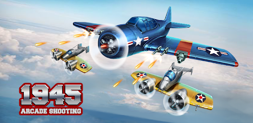 1945 Air Force: Free Shooting Airplane games