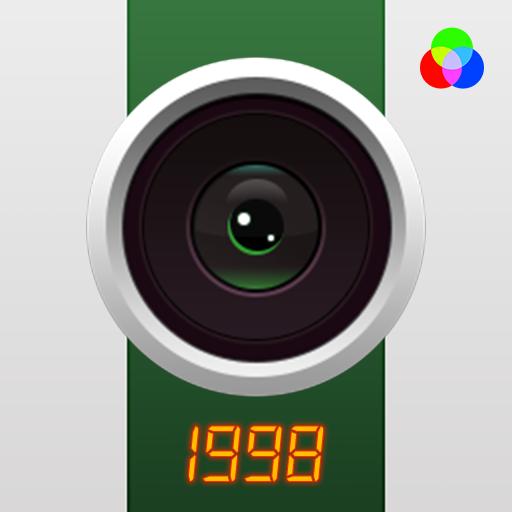 1998 Cam - Vintage Camera v1.7.2 دانلود برنامه عکاسی با افکت های قدیمی اندروید