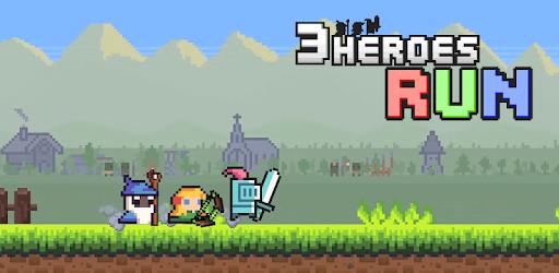 3 Heroes Run
