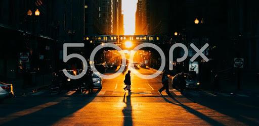 500px – Photo Sharing & Photography Community