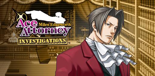 Ace Attorney Investigations - Miles Edgeworth