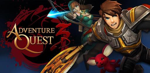 AdventureQuest 3D MMO RPG