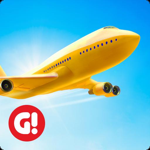 Airport City v7.5.13 دانلود بازی شبیه ساز مدیریت فرودگاه + مود اندروید