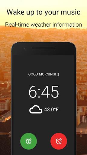 Alarm Clock for Heavy Sleepers v4.9.1 دانلود برنامه ساعت زنگ دار برای خواب های سنگین اندروید