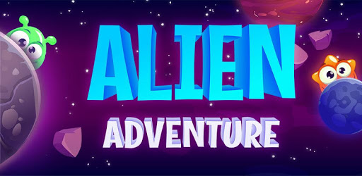 Alien Adventure - Free Fall