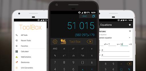 CalcKit : All-In-One Calculator & Unit Converter