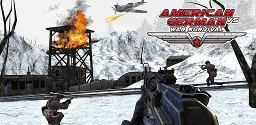 American World War Fps Shooter Free Shooting Games