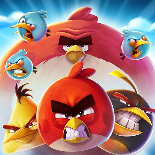 Angry Birds 2 v2.34.0 دانلود بازی پرندگان خشمگین 2 + مود اندروید