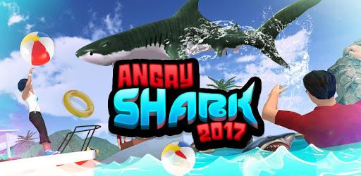 Angry Shark 2017 : Simulator Game
