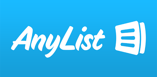 AnyList: Grocery Shopping List & Recipe Organizer