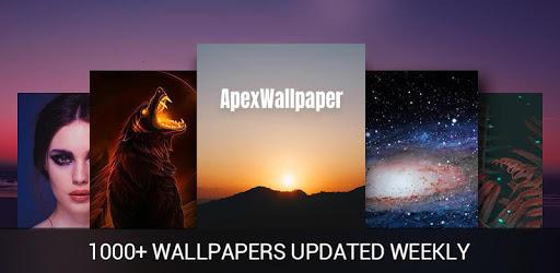 Apex Wallpaper - WhatsApp Wallpapers&Touch Effect