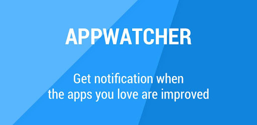 App Watcher: Check Update