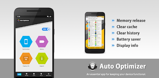Auto Optimizer - Booster , Battery Saver