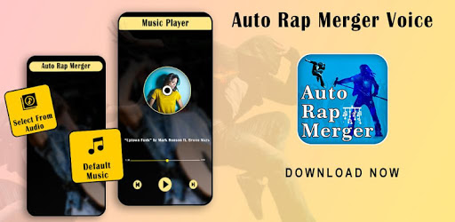 Auto Rap : Merge Voice With Music