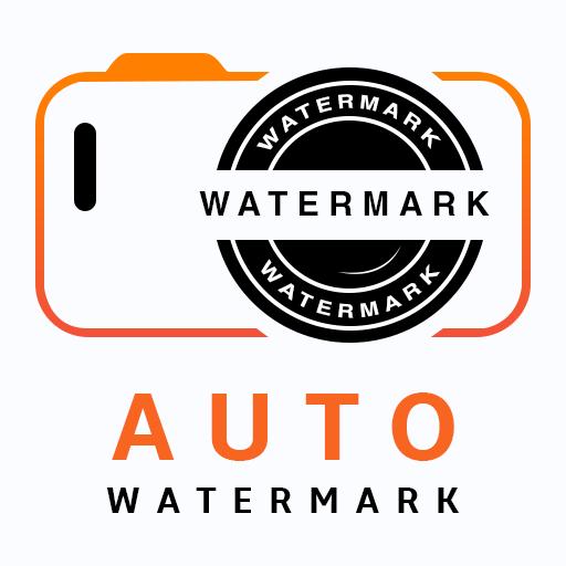 Auto Watermark Camera: Logo Text & Time Stamp v1.0 نسخه پرو برنامه افزودن واترمارک به عکس اندروید