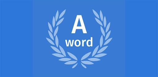 Aword: learn English and English words