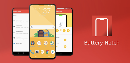 Battery Notch PRO