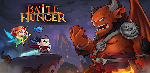 Battle Hunger: 2D Hack and Slash - Action RPG