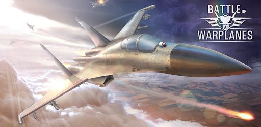 Battle of Warplanes: Airplane Games War Simulator