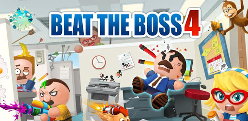 Beat the Boss 4: Stress-Relief Game. Kick the Jerk