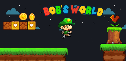 Super Bob's World : Free Run Game