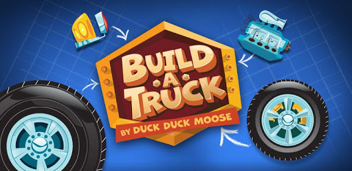 Build A Truck -Duck Duck Moose