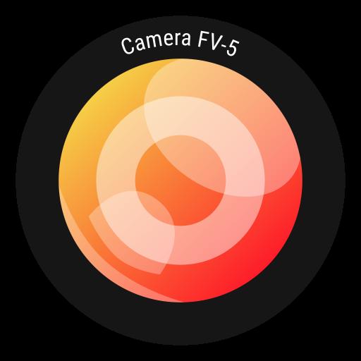 Camera FV-5 v5.1.3 دانلود دوربین حرفه ای عکاسی اندروید اندروید