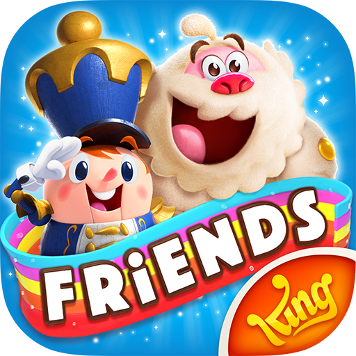 Candy Crush Friends Saga v1.25.6 دانلود بازی کندی کراش حماسه دوستان + مود اندروید