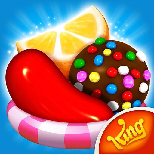 Candy Crush Saga v1.163.0.7 دانلود بازی کندی کراش + مود اندروید