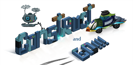 Car Racing: Construct & GO