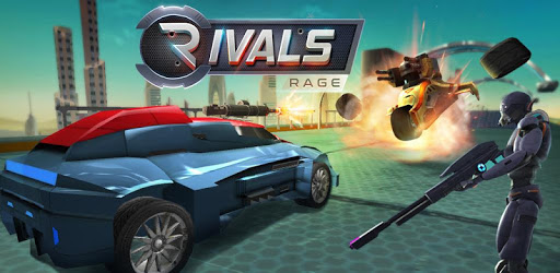 Car Shooting - Rivals Rage