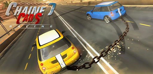 Chained Car Racing Games 3D