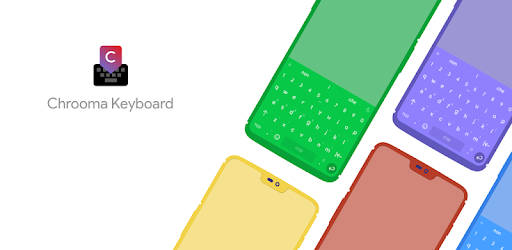 Chrooma Keyboard - RGB & Emoji Keyboard Themes