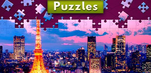 City Jigsaw Puzzles Free 2019